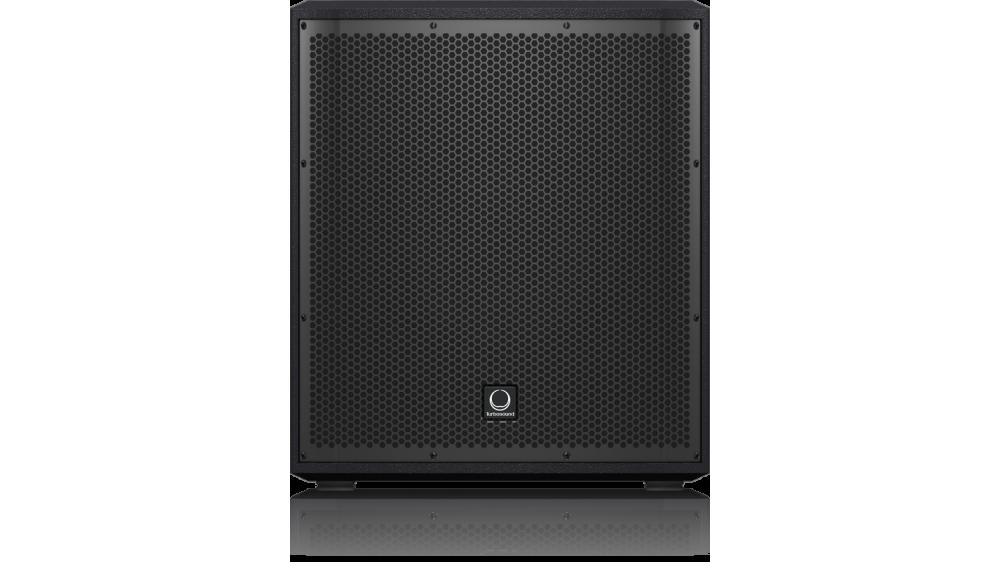 Turbosound IP12B - активный сабвуфер 600Вт 12 дюймов  2х250Вт/4Ом,DSP -KLARK TEKNIK-
