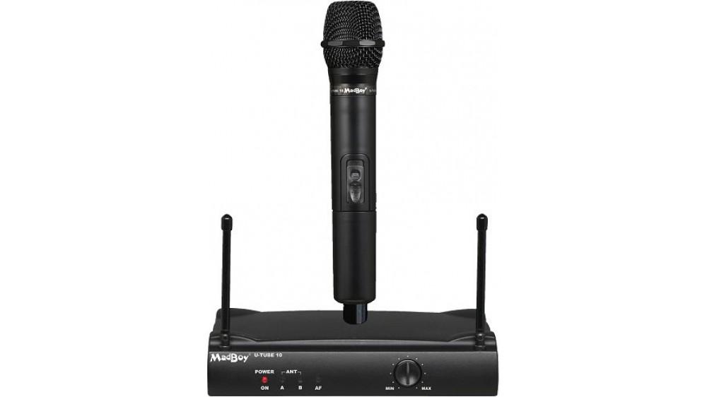 Madboy U-TUBE 10 беспроводной радио микрофон